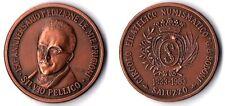 Medaglia 150° Anniv. Silvio Pellico 1833-1983 Iª Edizione Le Mie Prigioni