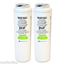 2 x Amana Maytag PuriClean II UKF8001AXX UKF8001 Fridge Filter