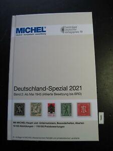 19485) Ideal: MICHEL Deutschland-Spezial 2021 Band 2 Zustand neu / unbenutzt !!!