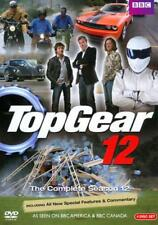 TOP GEAR: THE COMPLETE SEASON 12 NEW DVD