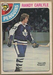 """1978-79, O-PEE-CHEE, Hockey, #""""s 301 - 396 , UPick from list"""