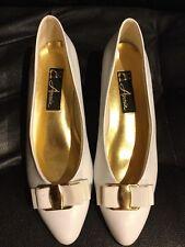 Vintage Annie White womens shoes size 8M