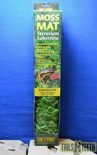 """Exo Terra Moss Mat - Terrarium Substrate MEDIUM 24"""" x 18"""" (60x45cm) PT2484"""
