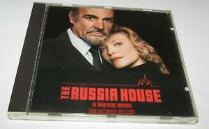 The Russia House film soundtrack by Jerry Goldsmith CD