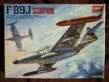 Academy 1628 1/72 F-89J Scorpion