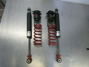 D329P 2008 FORD MUSTANG SHELBY GT500 REAR COIL SPRING SET