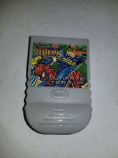 NEW SPIDER-MAN ULTIMATE TEAM UP 4 MB MEMORY CARD FOR NINTENDO GAMECUBE 4 MEG F69