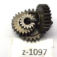 Husqvarna WRE 125 - Zahnräder Nebengetriebe