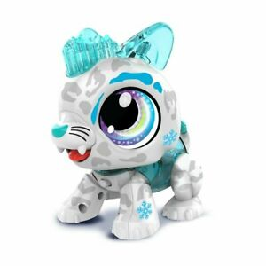 New Build A Bot - Snow Leopard Robotics and S.T.E.M Learning Night Light New JK