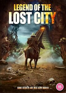 LEGEND OF THE LOST CITY (RELEASED 18TH OCTOBER) (DVD) (NEW)