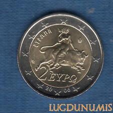 Grèce 2006 2 euro SUP SPL Provenant d'un rouleau - Greece