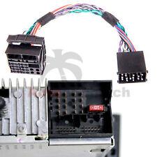 Radio Adapter Kabel für BMW E39 X5 E53 E38 E46 MINI Alt auf Neu CD MP3 Aux Handy