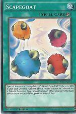 YU-GI-OH CARD: SCAPEGOAT - SDMP-EN032 - 1st EDITION