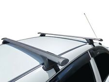 Aero Roof Rack Cross Bar for Ford Ranger 2011-20 135cm Flexible Black