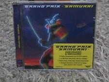 GRAND PRIXSAMURAI REMASTER RARE OOP CD