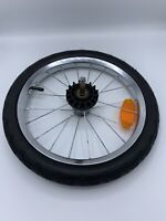 """Baby Trend Expedition Jogger Stroller  Replacement 16"""" x 1.75"""" Rear Wheel #A1"""
