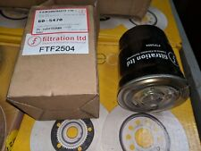 FILTRATION FUEL FILTER P/N FTF2504