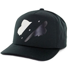 "Fox Head Racing ""Implicated"" Snapback Hat (Black) Men's Adjustable Cap"