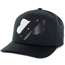 "Fox Head Racing ""Implicated"" Snapback Hat (Black) Men's Adjustable Cap"