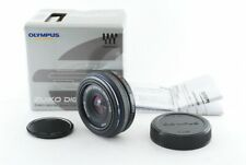 Olympus Zuiko Digital 25mm f/2.8 for Four Thirds [Exc w/Box From Japan[Y027]