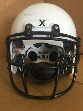 USED XENITH X2 YOUTH FOOTBALL HELMET - LARGE - WHITE