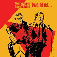 ALAN FARRINGTON & SANDRO GIBELLINI «Two of us…» - Caligola 2082