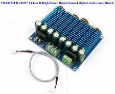 US TDA8954TH 420W*2 Class D High Power Dual-Channel Digital Audio Amp Board