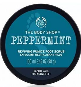 The Body Shop Peppermint Foot Scrub