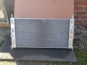 Ford Focus RS/ST225 Radiator 40MM Highflow. Fits onto standard pipework