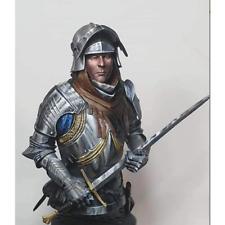 1/10 Knight Bust Resin Figure Model Kit Unassambled Unpainted (NO BASE)
