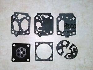 Carburetor Rebuild Repair Carb Kit For Shindaiwa B530 C250 C260 LE250 LE260 T260