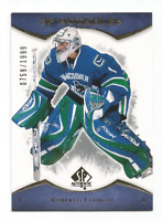 2007-08 SP Authentic SP Notables #103 Roberto Luongo /1999 Vancouver Canucks
