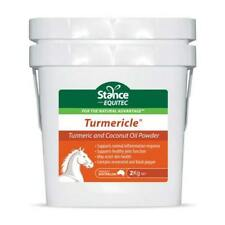 STANCE EQUITEC TURMERICLE POWDER 2Kg Tumeric & Coconut Oil powder