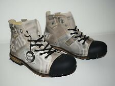 YELLOW CAB - Industrial boots Y15012 Beige