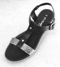 Buckle Leather Women's 8 US Shoe