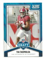 2020 Score Rookie Insert Draft Cards You Pick