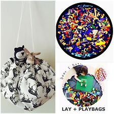 STAG DEER LEGO PLAY MAT / BAG TOY STORAGE 2016 KIDS BEAUTIFUL GIFT Playmat