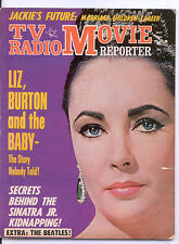TV RADIO MOVIE REPORTER  May 1964 (5/64) - Complete Issue