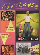 """Footloose""   Broadway  Souvenir Program 1998  Jennifer Laura Thompson, Dee Hoty"