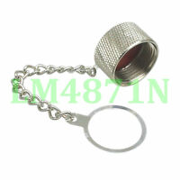 Connector UHF PL259 PL-259 male Protective Dust cap cover boot for SO239 female