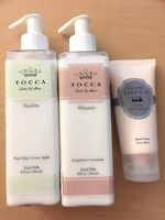 TOCCA Hand Lotion Milk Cream Giulietta Cleopatra U PICK Latte Da Mano Authentic