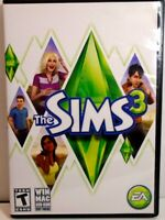 The Sims 3  Windows/MAC PC Game - MINT CONDITION