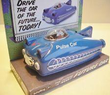 Rennwagen Space Car blau, Schylling, Blechspielzeug