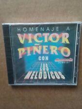 LOS MELODICOS HOMENAJE A VICTOR PINERO CD