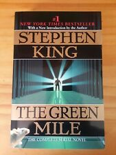 The Green Mile by Stephen King ~ 1st Slipcase Edition Plume 1997