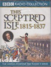 This Sceptred Isle 1815 - 1837 2 Cassette Audio Book 9 NEW Regency & Reform