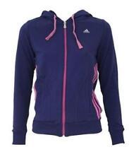 adidas Damen-Kapuzenpullover & -Sweats aus Baumwollmischung Normalgröße