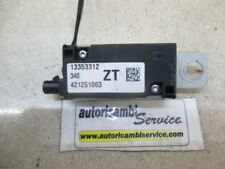 13353312 CENTRALINA AMPLIFICATORE ANTENNA OPEL ASTRA SW 1.7 D 6M 5P 92KW (2011)