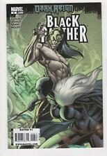 BLACK PANTHER no. 6 J Scott Campbell cover NM- 9.2