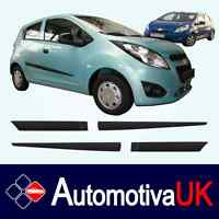 Chevrolet Spark 5D Rubbing Strips | Door Protectors | Side Protection Body Kit